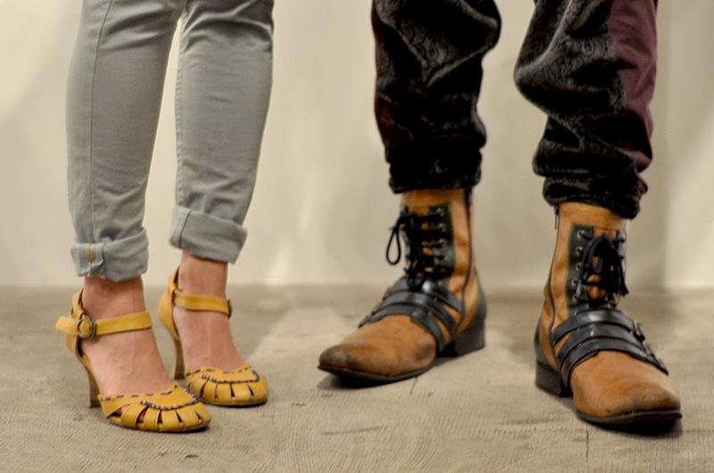 Gorgeous Footwear, Annie & Dennis