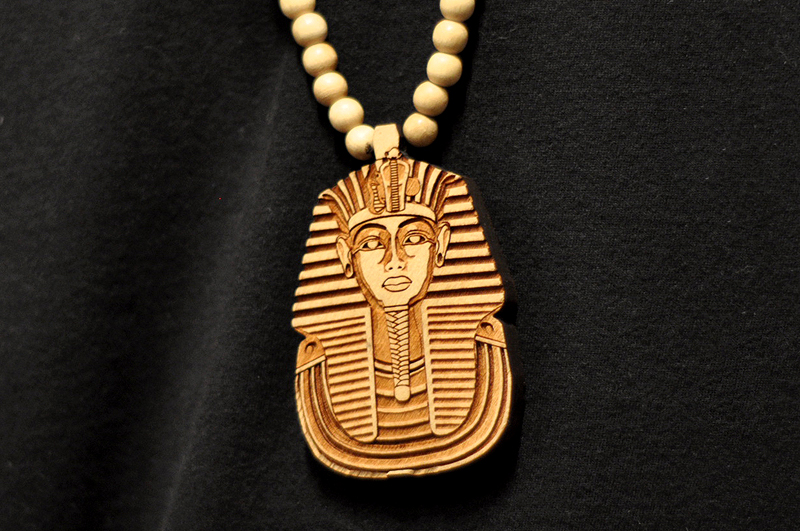 Egyptian Necklace, Dennis