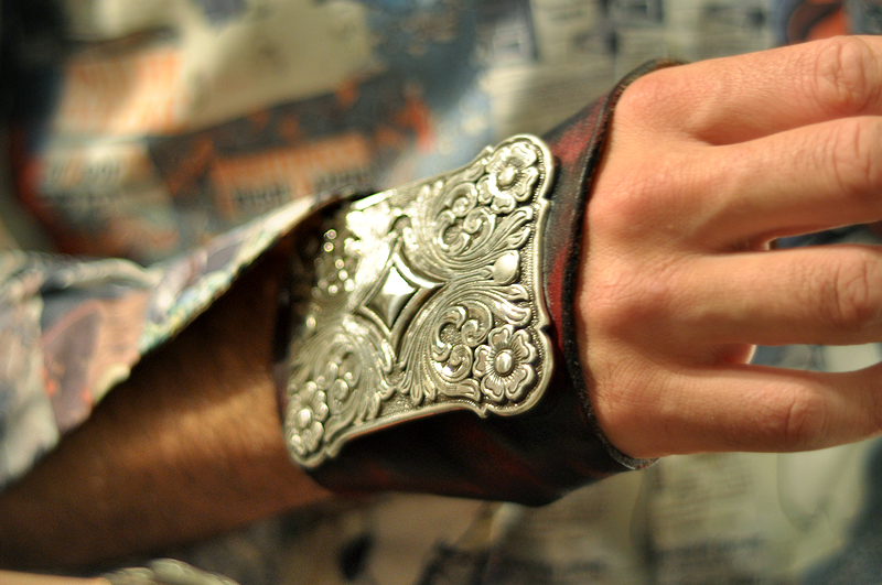 Armour bracelet, Fantastic