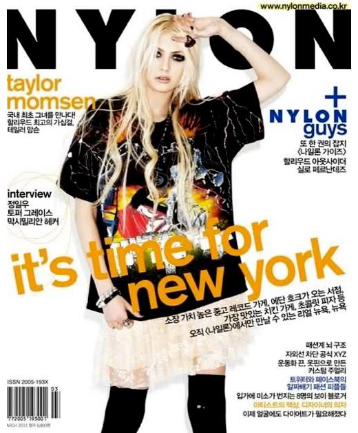 nylon_kr_mar_2011_cover