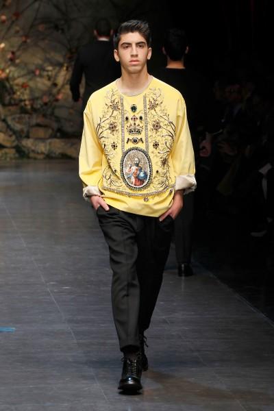 Dolce&Gabbana-Men's-FW-13-14_1